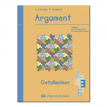 Argument 3 Leerboek getallenleer