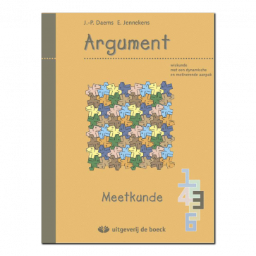 Argument 3 Leerboek meetkunde