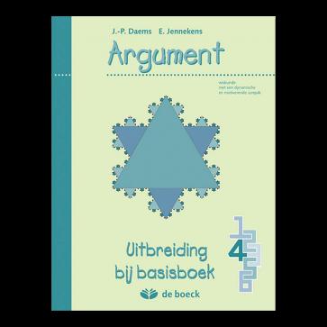 Argument 4 Uitbreiding bij basisboek