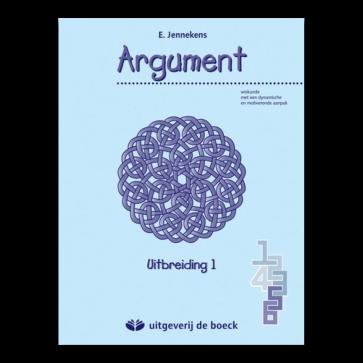 Argument 5-6 Leerboek uitbreiding 1