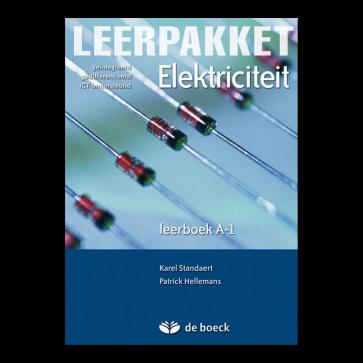 Leerpakket elektriciteit A-1 - leerboek