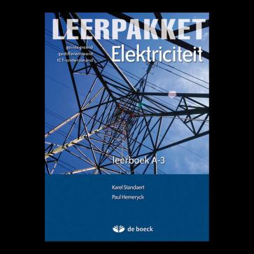 Leerpakket elektriciteit A-3 - leerboek