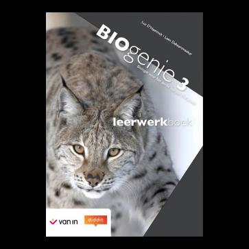 BIOgenie 3 - leerwerkboek - Comfort Pack