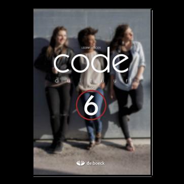 Code Cultuurwetenschappen 6 (GO!) Handleiding