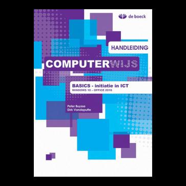 Computerwijs basics Handleiding Windows 10 / Office 2016