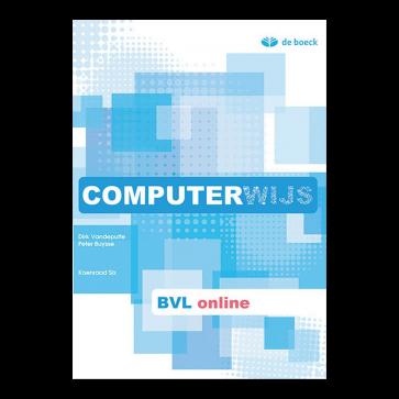 Computerwijs BVL online Toegangscode voor de leerkracht (5 jaar extra)