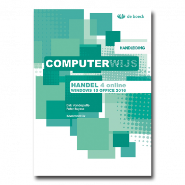 Computerwijs Handel 4 Handleiding Windows 10 / Office 2016 online