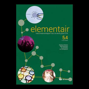 Elementair 5.4 Leerwerkboek (STW)