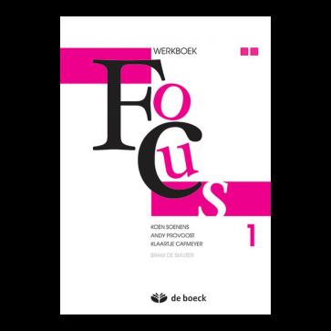Focus 1 Werkboek Comfort Pack