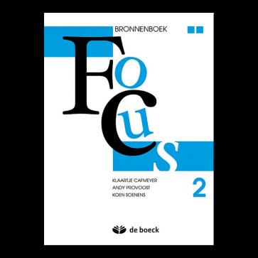 Focus 2 - bronnenboek (n.e.)