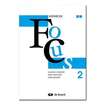 Focus 2 - werkboek (n.e.)