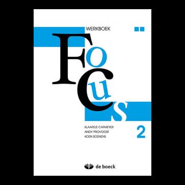 Focus 2 Werkboek Comfort PLUS Pack