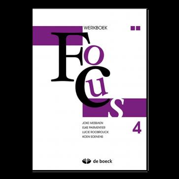 Focus 4 aso Comfort Pack