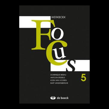 Focus 5 aso Werkboek