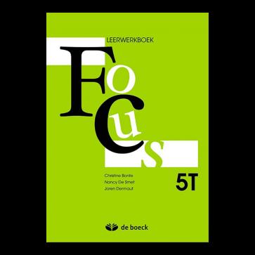 Focus 5 tso Leerwerkboek
