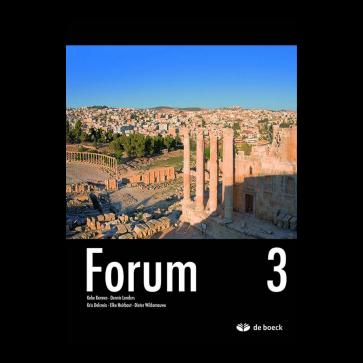 Forum 3 Leerwerkboek
