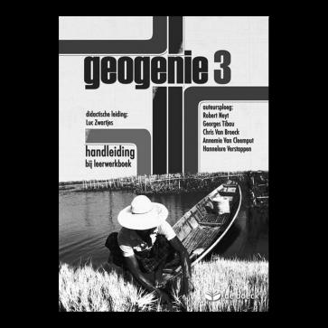 Geogenie 3 Handleiding bij leerwerkboek