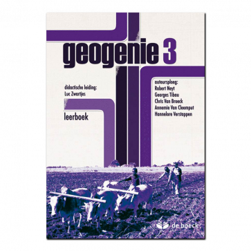 Geogenie 3 Leerboek