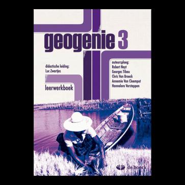 Geogenie 3 Leerwerkboek