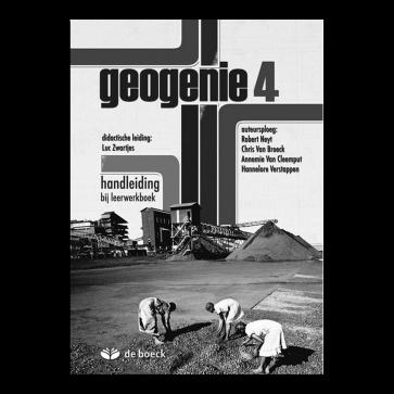 Geogenie 4 Handleiding bij leerwerkboek