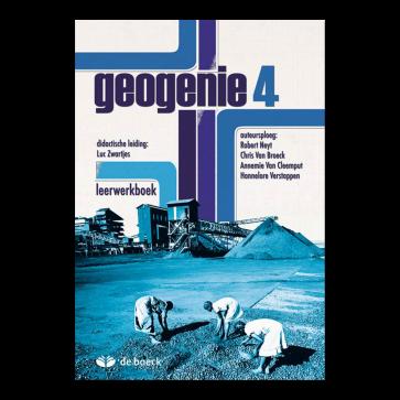 Geogenie 4 Leerwerkboek