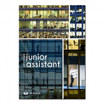 Gevraagd: junior assistant - leerwerkboek
