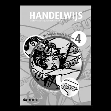 Handelwijs 4 Handleiding (Verkopen moet je leren)
