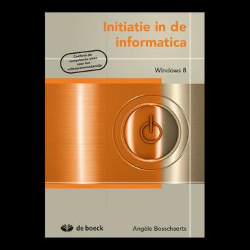 Initiatie in de informatica (Windows 8)