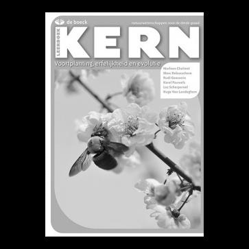 Kern - Voortplanting, erfelijkheid en evolutie - handleiding