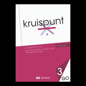 Kruispunt 3 - Uitbreiding (5u) Getallenleer & Meetkunde (GO) - leerboek