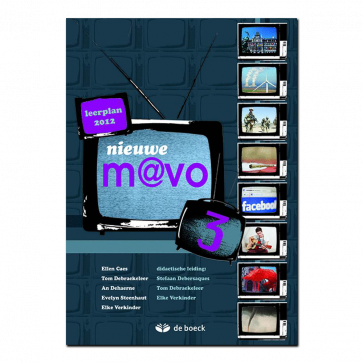 Nieuwe mavo 3 Leerwerkboek