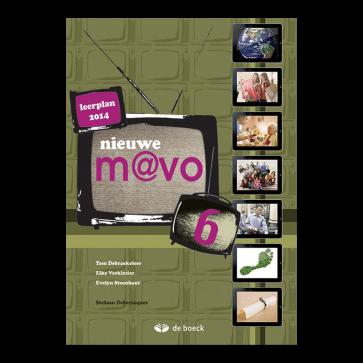 Nieuwe mavo 6 Leerwerkboek