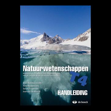 Natuurwetenschappen-T 4 - handleiding