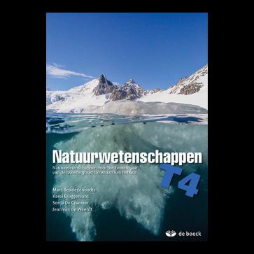 Natuurwetenschappen-T 4 - leerwerkboek