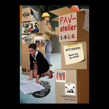 PAV - atelier L/XL - Afstuderen - leerwerkboek