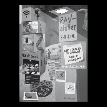 PAV - atelier L/XL - Beeldtaal en informatie - handleiding