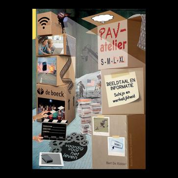 PAV - atelier L/XL - Beeldtaal en informatie - leerwerkboek