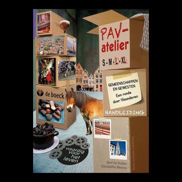 PAV - atelier L/XL - Gemeenschappen en gewesten - handleiding