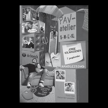 PAV - atelier L/XL - Jonge volwassenen - handleiding