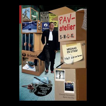 PAV - atelier L/XL - Misdaad en straf - leerwerkboek