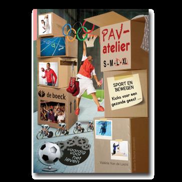PAV - atelier L/XL - Sport en bewegen - leerwerkboek