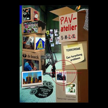 PAV - atelier L/XL - Terrorisme - leerwerkboek