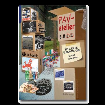 PAV - atelier L/XL - WO II en de Europese Unie - leerwerkboek