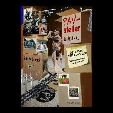PAV - atelier M - De Eerste Wereldoorlog - leerwerkboek