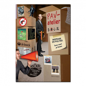 PAV - atelier M - Inspraak en politiek - leerwerkboek