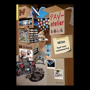 PAV - atelier M - Media - leerwerkboek