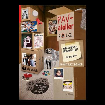 PAV - atelier M - Relaties en seksualiteit - handleiding