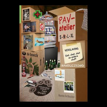 PAV - atelier M - Verslaving - handleiding