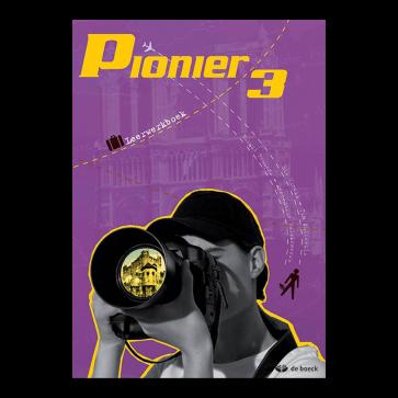 Pionier 3 Handleiding (inl. cd en dvd)