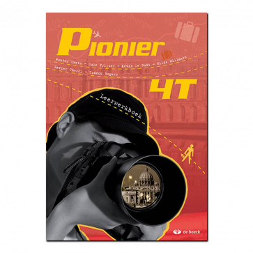 Pionier 4T Handleiding (incl. cd en dvd)